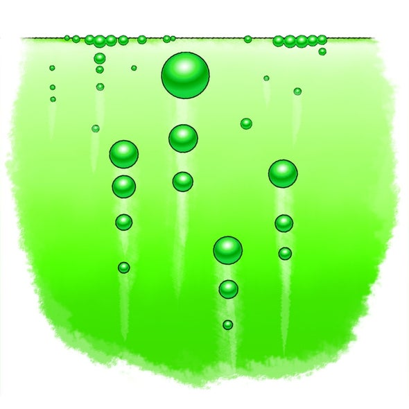 Saint Patrick's Day Science: Brew Up Some Green Soda Pop!