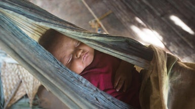 Parents in a Remote Amazon Village Barely Talk to Their Babies--and the Kids Are Fine