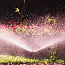 Smart Irrigation: A Supercomputer Waters the Lawn