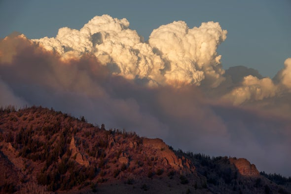 Today's Wildfires Are Taking Us into Uncharted Territory