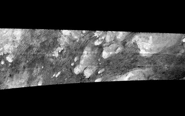 Electric Sand: How Titan's Dunes Got Their Weird Shapes
