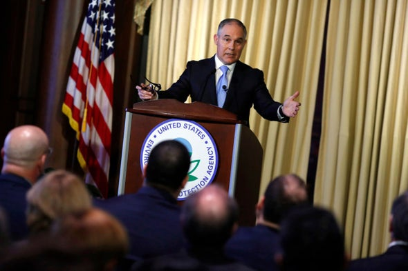 Fears Rise for U.S. Climate Report as Trump Officials Take Reins
