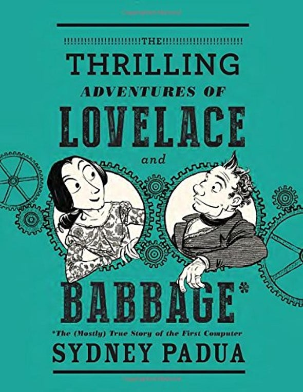 In Celebration of Ada Lovelace, the First Computer Programmer