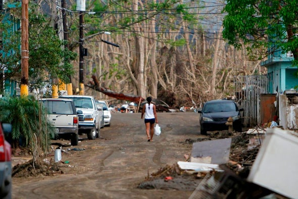 Southern U.S. Lags North on Disaster Resilience