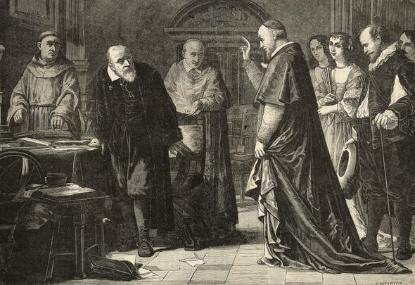 Galileo and the Pope Fell Out over a Story about a Cicada