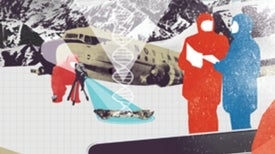 DNA Experts and Forensic Genealogists Team Up to Solve Alaskan Mystery