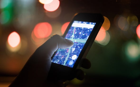 Your Mobile Phone Can Give Away Your Location, Even If You Tell It Not To