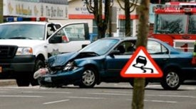 Car Crashes More Deadly for Obese Drivers