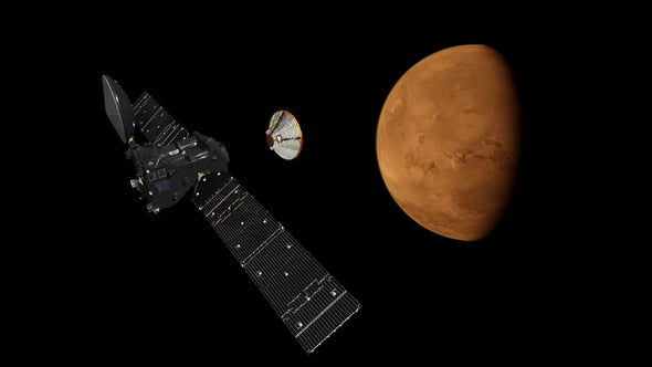 ExoMars Mission Moves Forward from Lander Woes