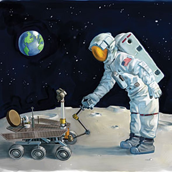 Why We Really Want to Go Back to the Moon