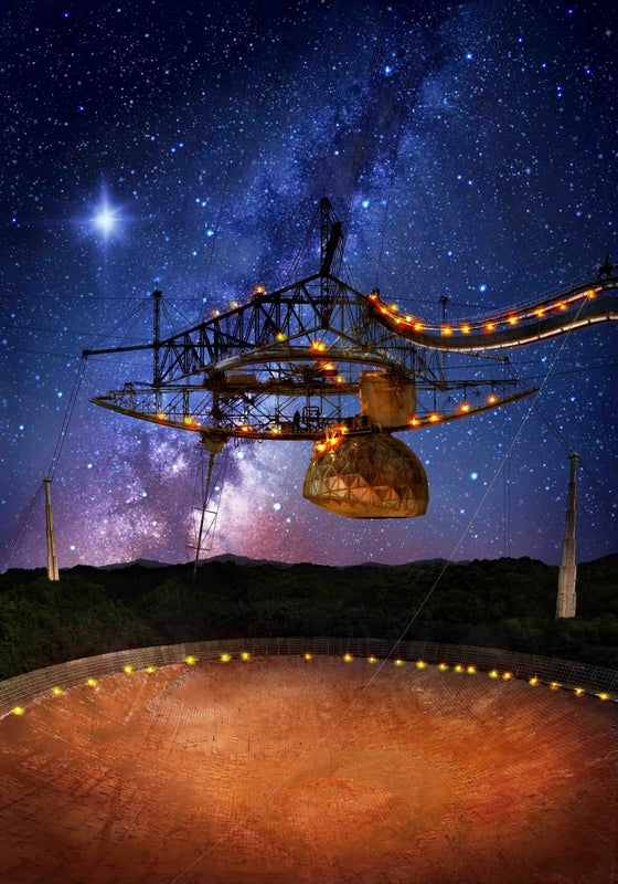 Dead Stars Orbiting Black Holes May Explain Mysterious Fast Radio Bursts