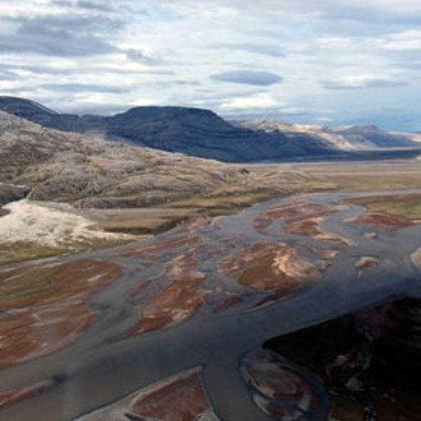 Large-Scale Melting of Permafrost May Be Underway