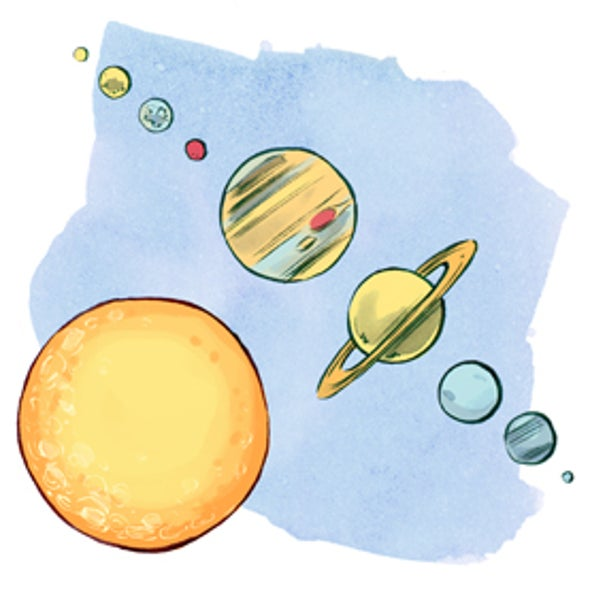Big Space: The Scale of the Solar System