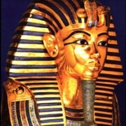 King Tut Drank Red Wine, Research Reveals