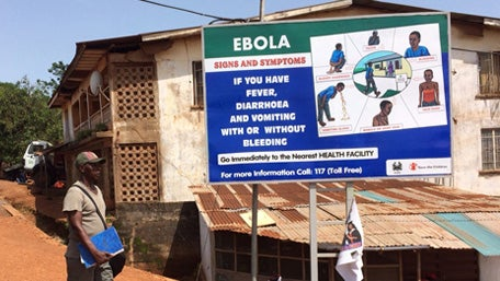 U.N. Panel Says It Is Ethical to Dole Out Experimental Ebola Drugs