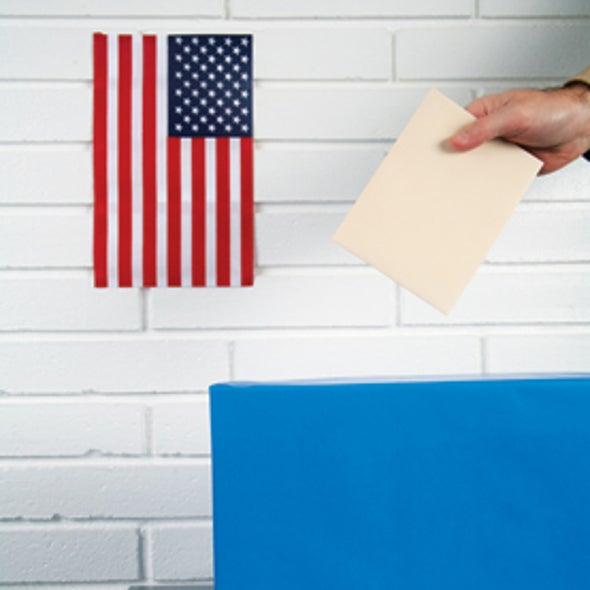 Voter Turnout Is Tied to Sense of Identity
