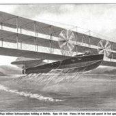 Giant Flying Boat: