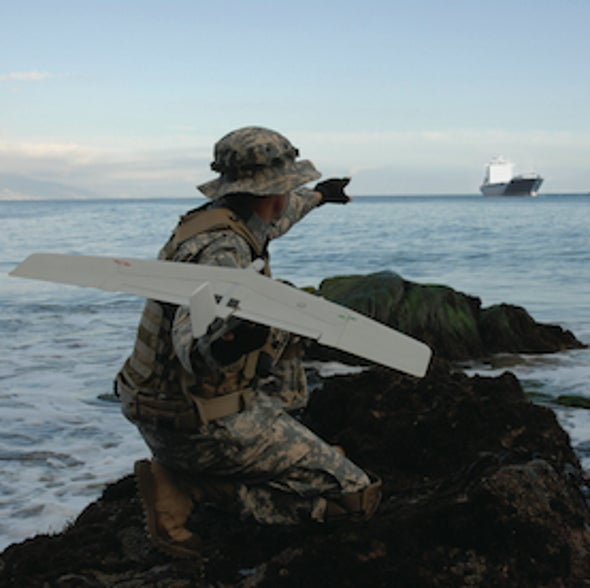 The Drone Threat to National Security