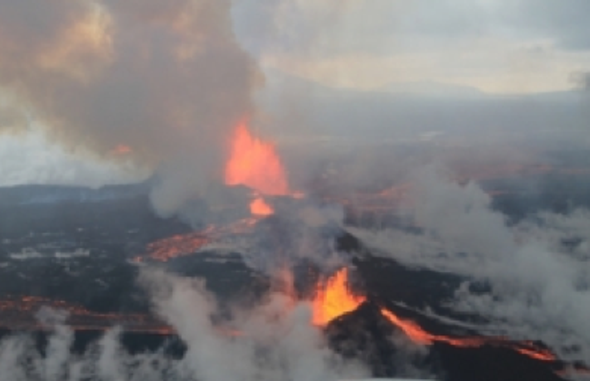 Six Top Geology Stories of 2014