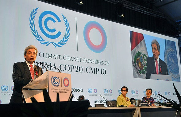 New Climate Treaty Struggles to Reconcile Rich and Poor