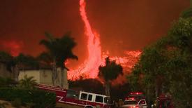 How Does a Fire Tornado Form?