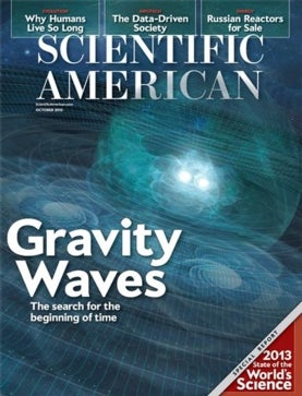 Scientific American Volume 309, Issue 4