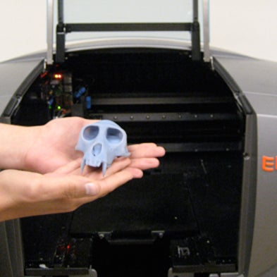 3-D Printing Gets Ahead: How Does a Printer Make a Fossil?