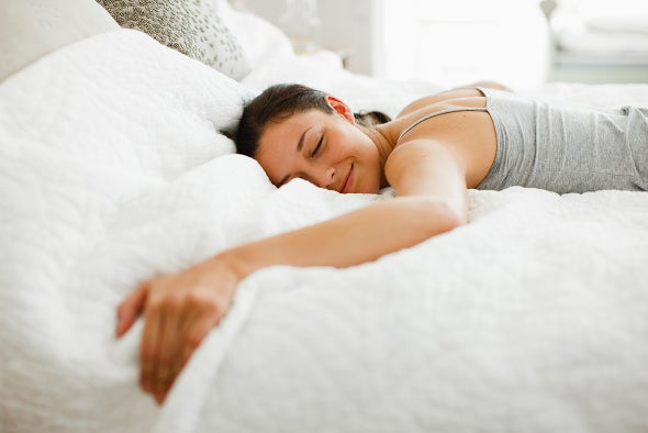 The Secret to a Better Night's Sleep: A Sense of Purpose?