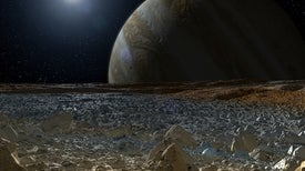 Jupiter's Ocean Moons Raise One Another's Tides