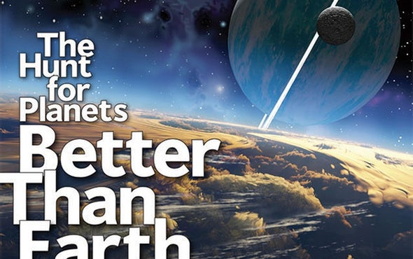 "Readers Respond to ""Better Than Earth"""
