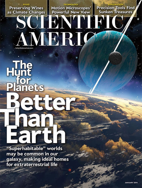 """Readers Respond to """"Better Than Earth"""""""