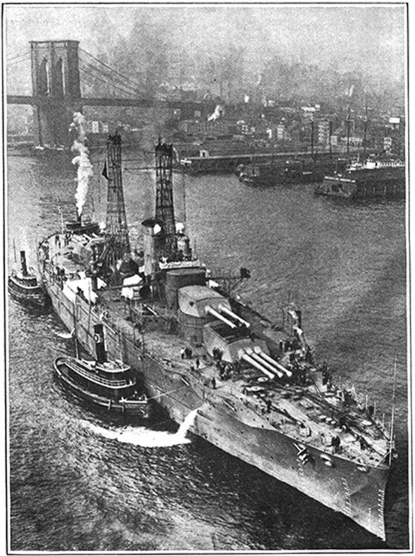 World War I: The War at Sea, 1915