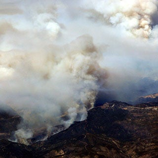 Wildfires Fuel Climate Change