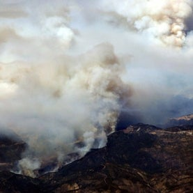 wildfire, fires climate change global warming