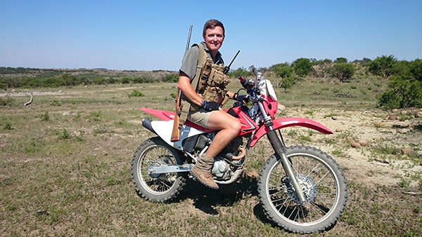 A Q&A with a Ranger on the Front Line of the War with Rhino Poachers