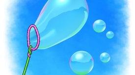 Blow the Biggest Bubbles