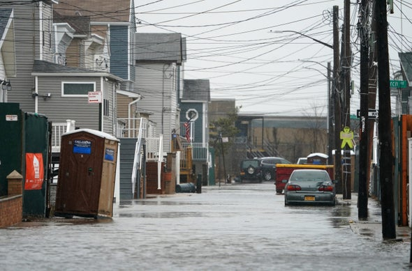 Rising Seas Soaked Home Owners for $16 Billion over 12 Years