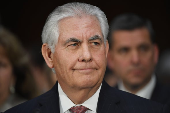 Tillerson Is One Step Closer to Becoming Secretary of State