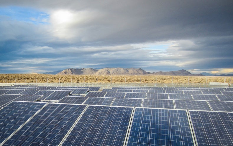 Are We Entering the Photovoltaic Energy Era?