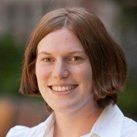 American physicist Merideth Frey