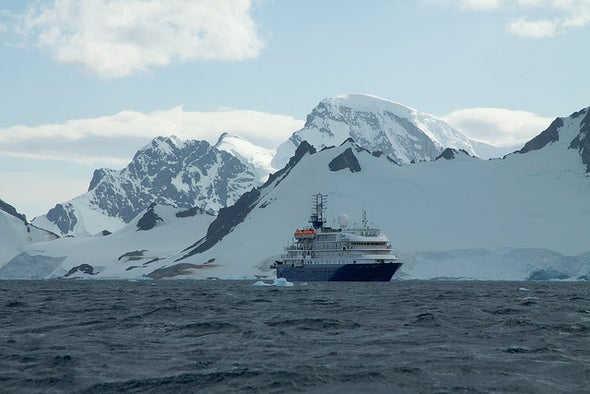 New Oceans at Poles Require New Rules for Ships