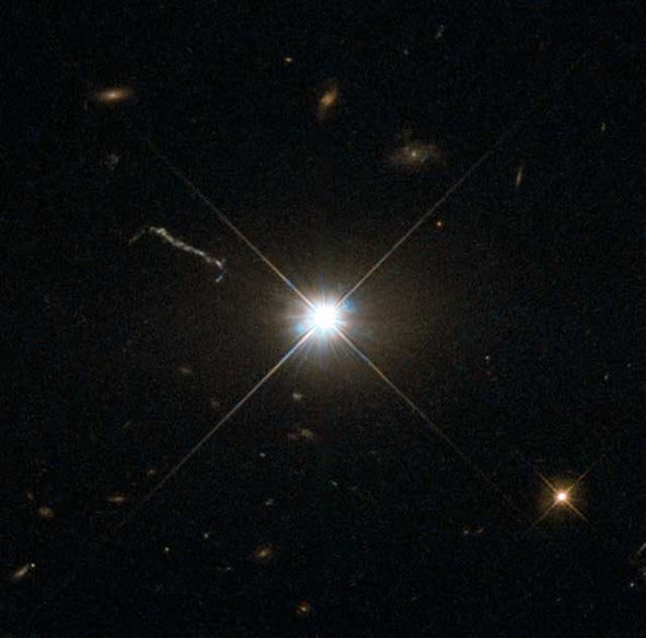 The Case of the Disappearing Quasars