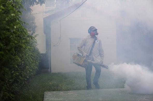 Political Fights behind Uneven U.S. Zika Response