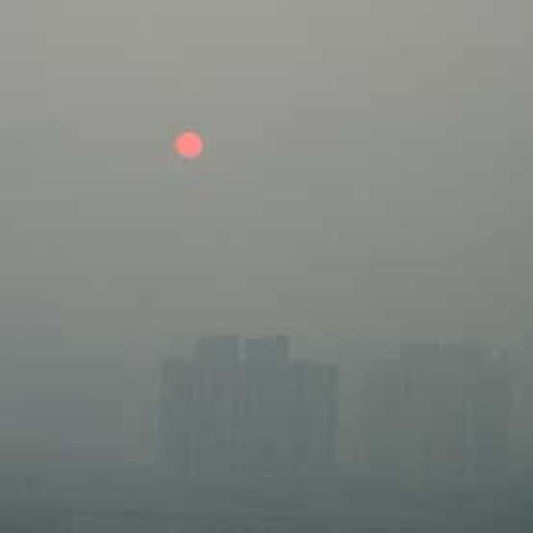 Massive Nitrogen Pollution Accompanies China's Growth