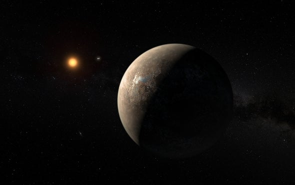 How to See Proxima b