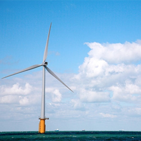 Floating Wind Turbines Set to Conquer Deep Ocean