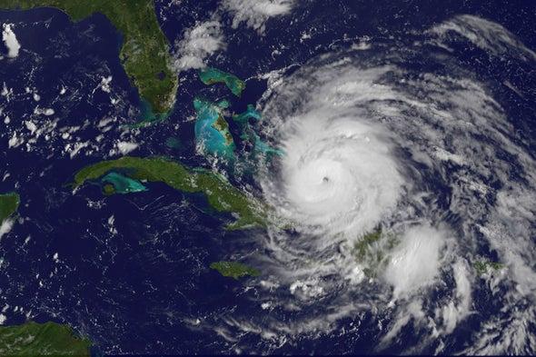 Hurricane Irene Hits Bahamas, Threatens U.S. East Coast