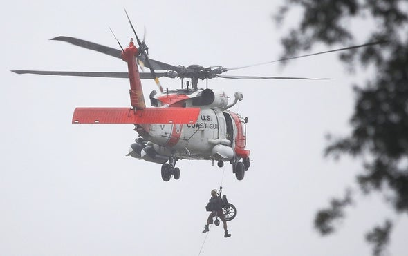 Could Samaritan Drone Aircraft Help Hurricane Harvey Rescuers?