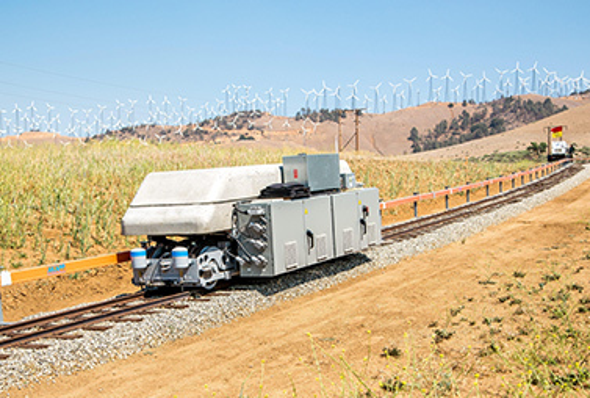 Energy Storage Hits the Rails Out West