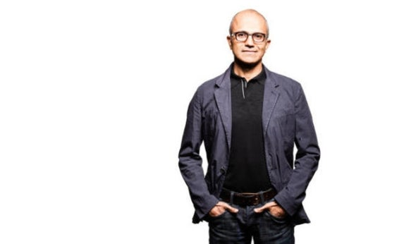 Microsoft Names Satya Nadella New CEO
